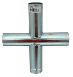 "Canopy Fitting 1 7/8"" Cross"
